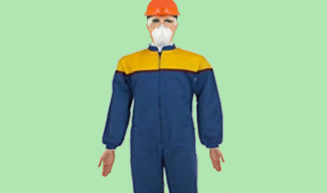 Uniformes Seguridad Industrial 4